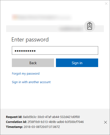 Office 365 outlook 2016 password pop up box microsoft - Create account in office 365 ...