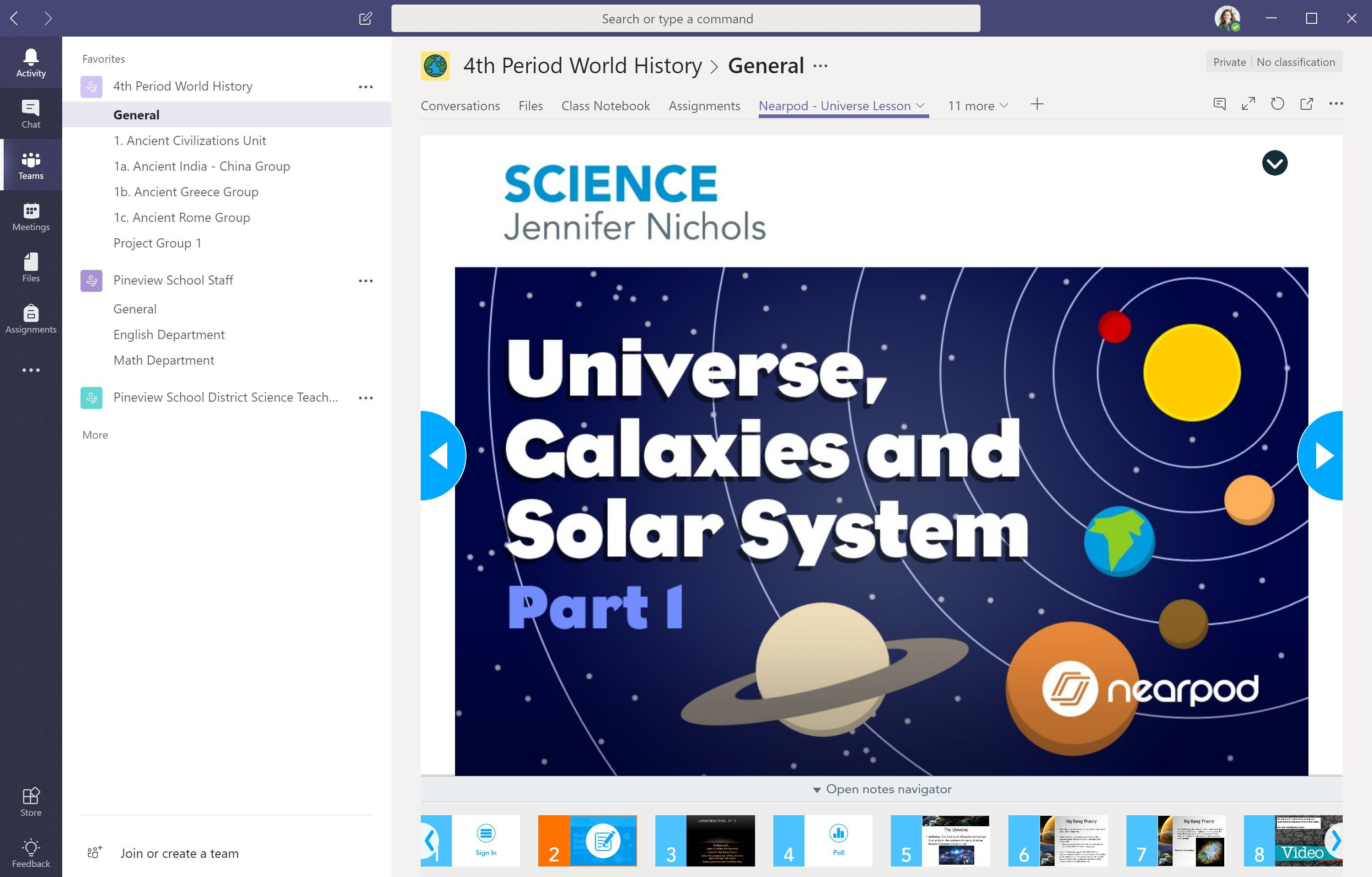 New apps in Microsoft Teams - March update