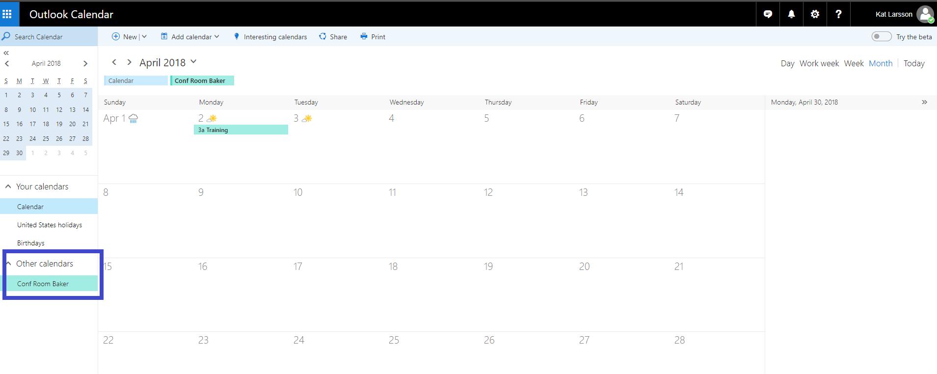sharing office 365 room s availability to external users microsoft rh techcommunity microsoft com