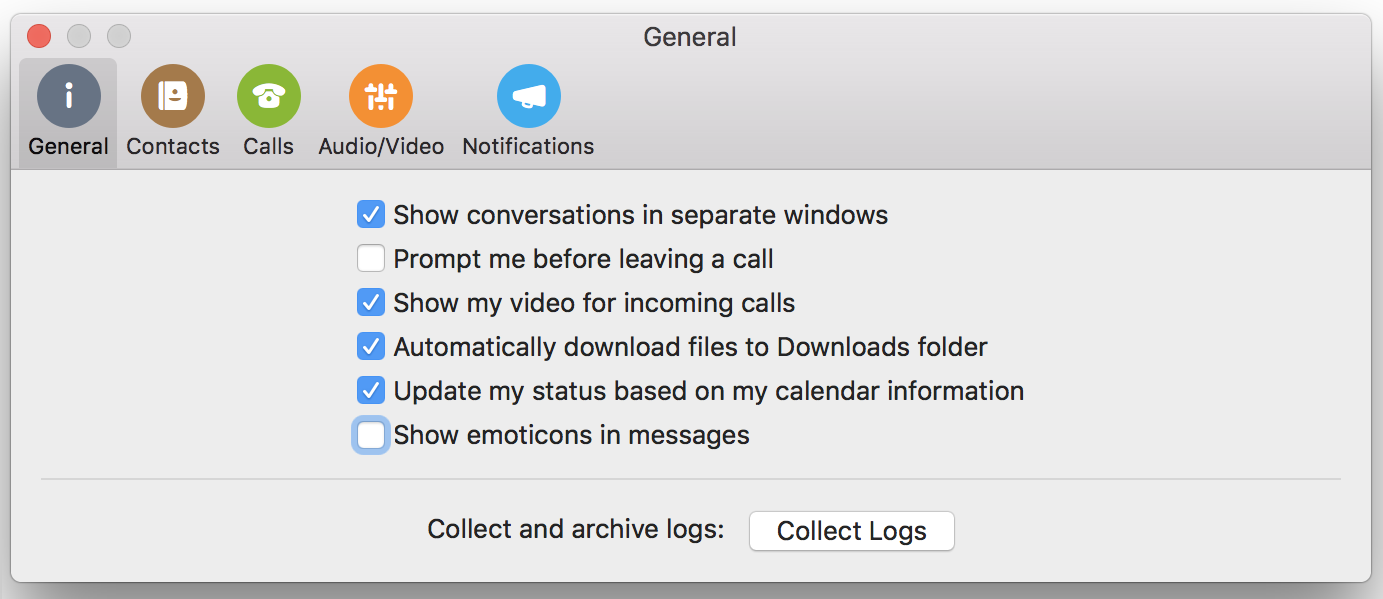 Skype for Business on Mac March Update (16.16) Released