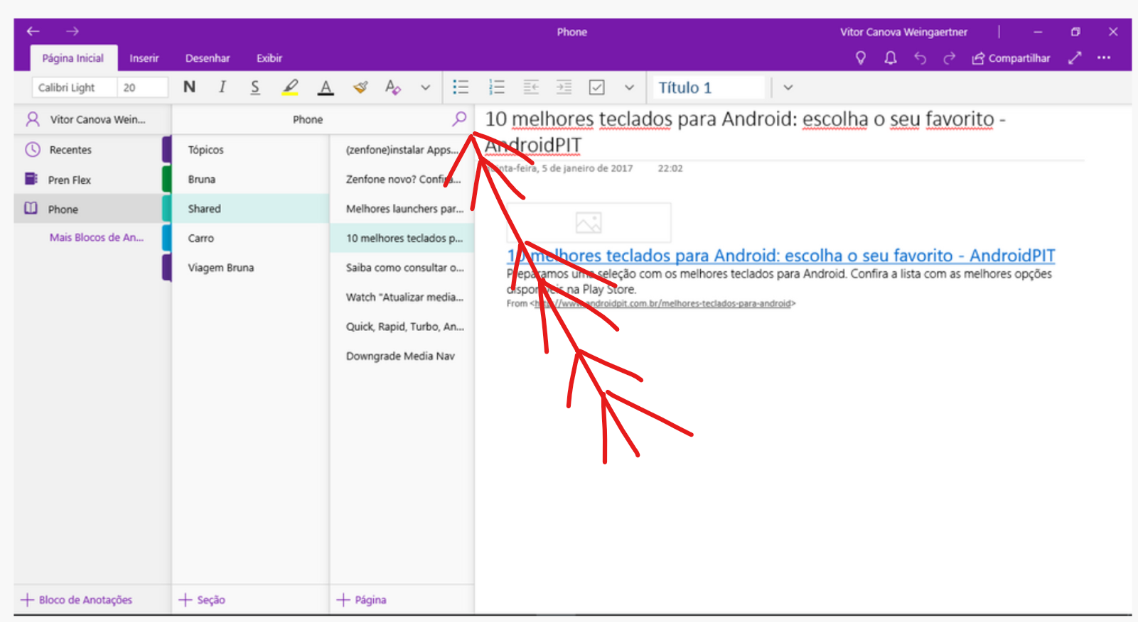 The best version of OneNote on Windows - Page 3 - Microsoft
