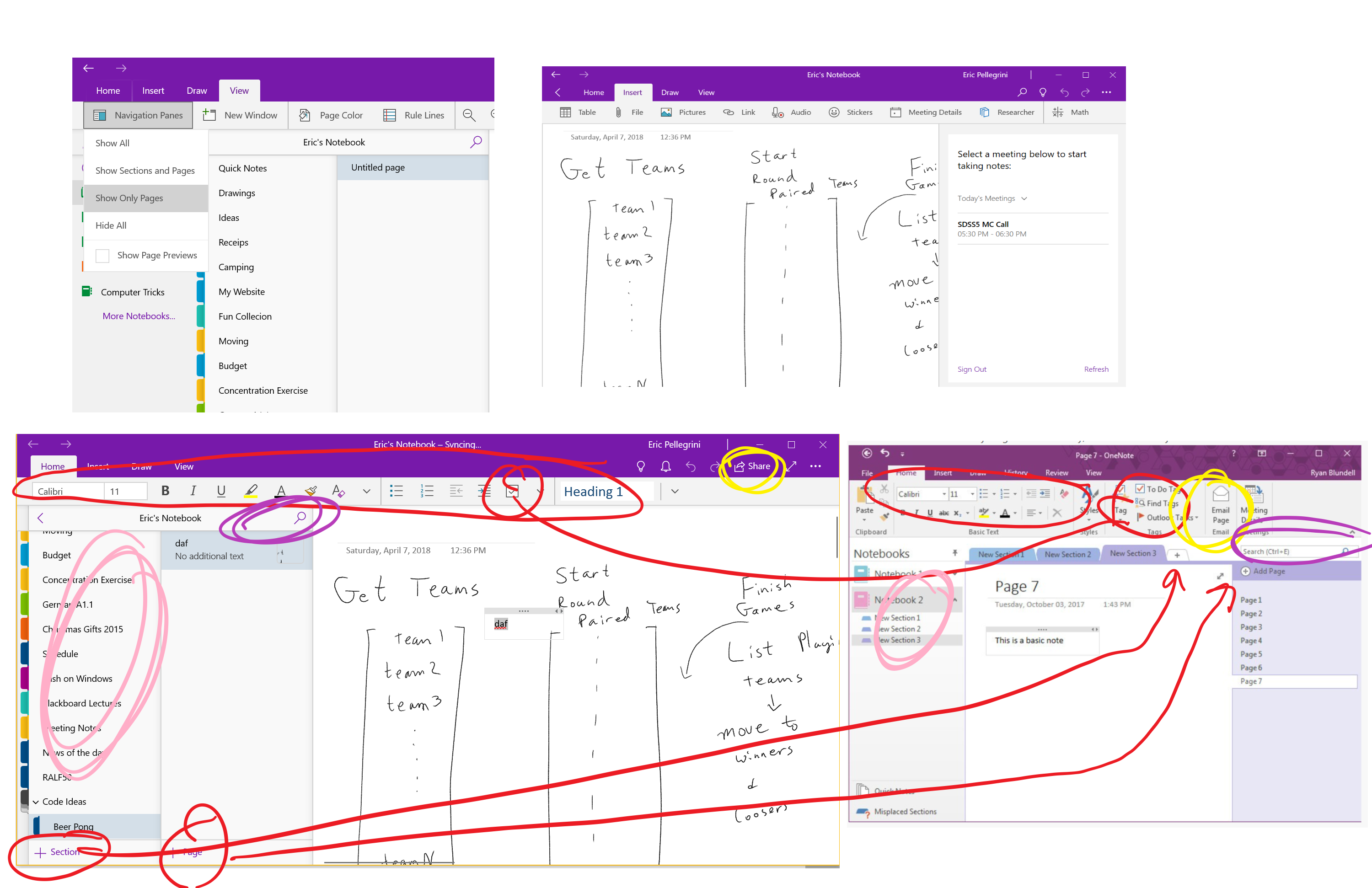 The best version of OneNote on Windows - Microsoft Tech