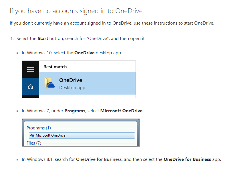Onedrive For Business Share Experience On Local Pc Microsoft Tech