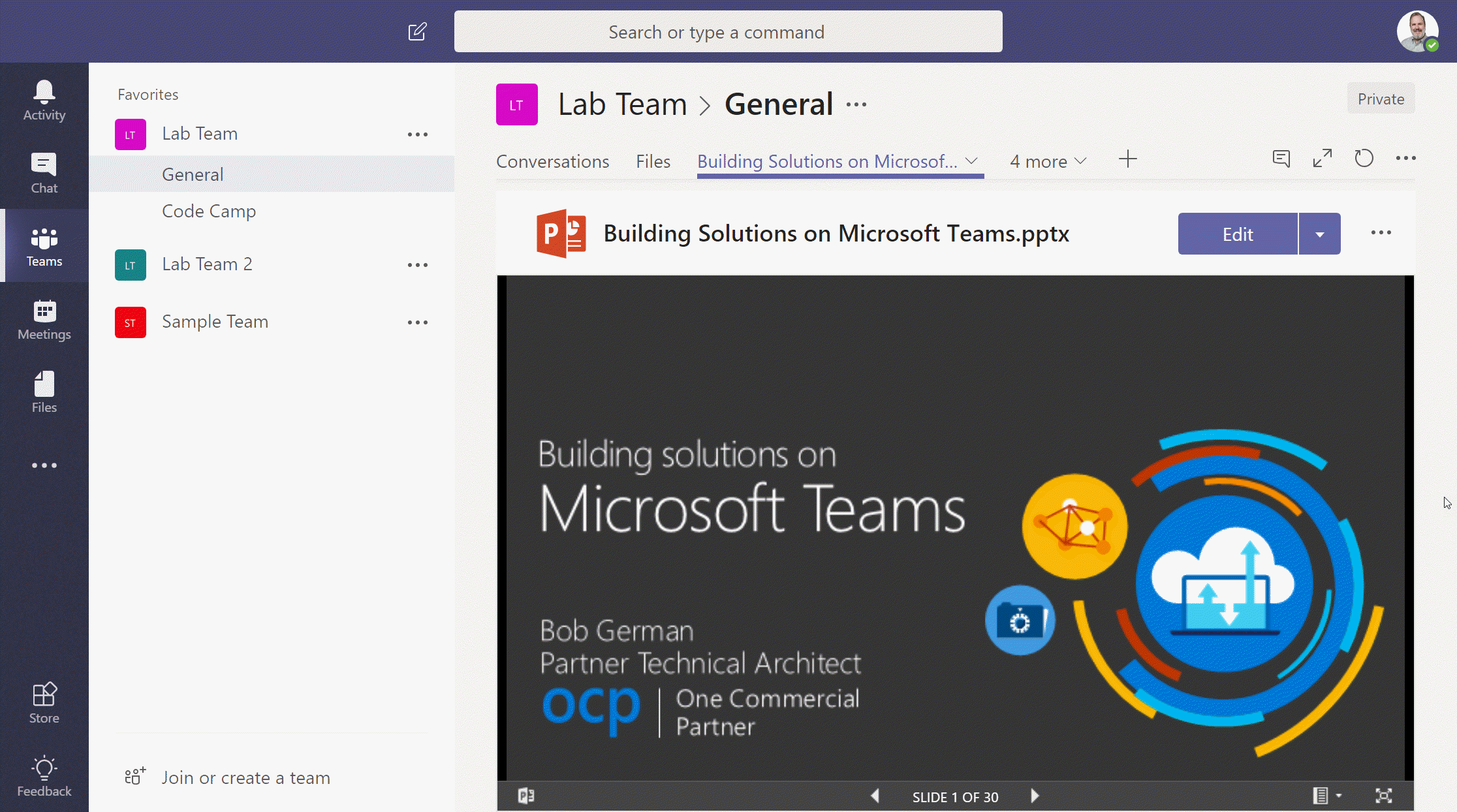 SharePoint and Teams: Better Together - Microsoft Tech Community