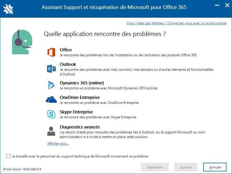 Outlook 2016 error 0xCAA70004 - Microsoft Tech Community