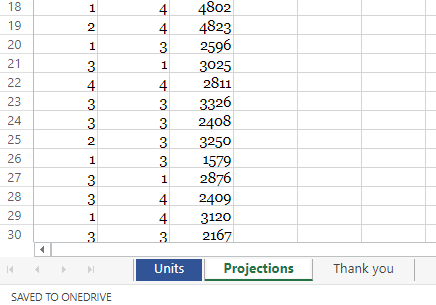 Change sheet tab color