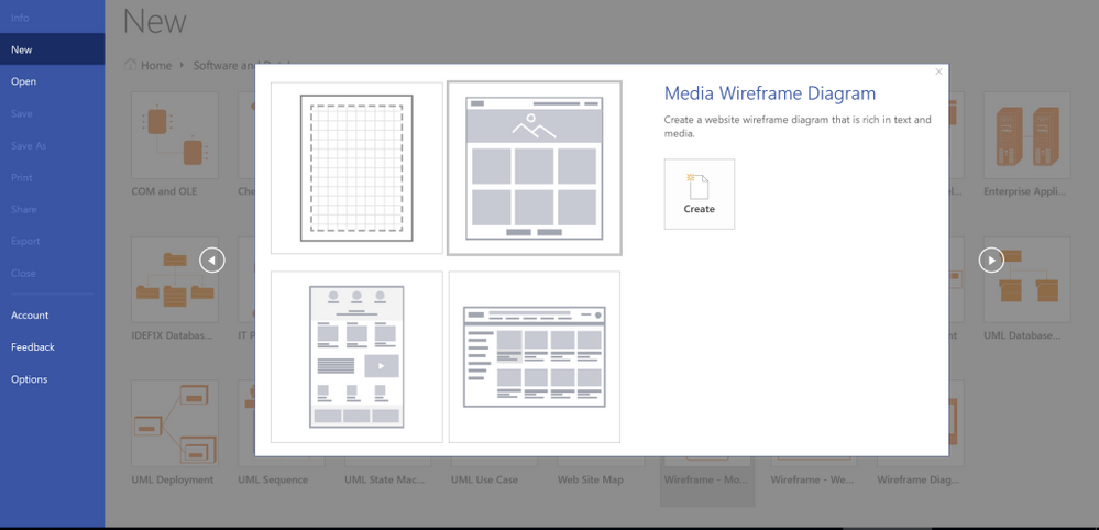New Visio Wireframes: Bring your products to life! - Microsoft Tech
