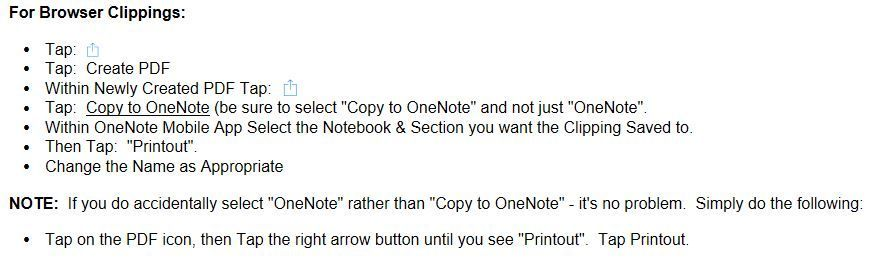 OneNote Clippings - Small Text Solution.JPG