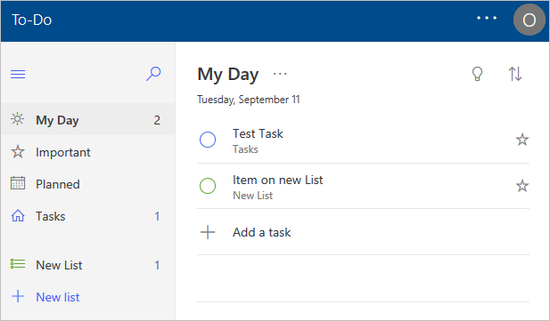 todo.microsoft.com' domain changed to 'to-do.office.com' AND UI is ...