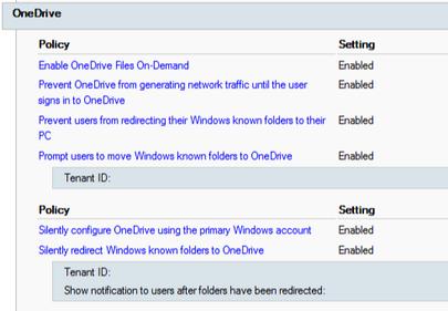 OneDrive Silent Configure Process broken - Will not spawn