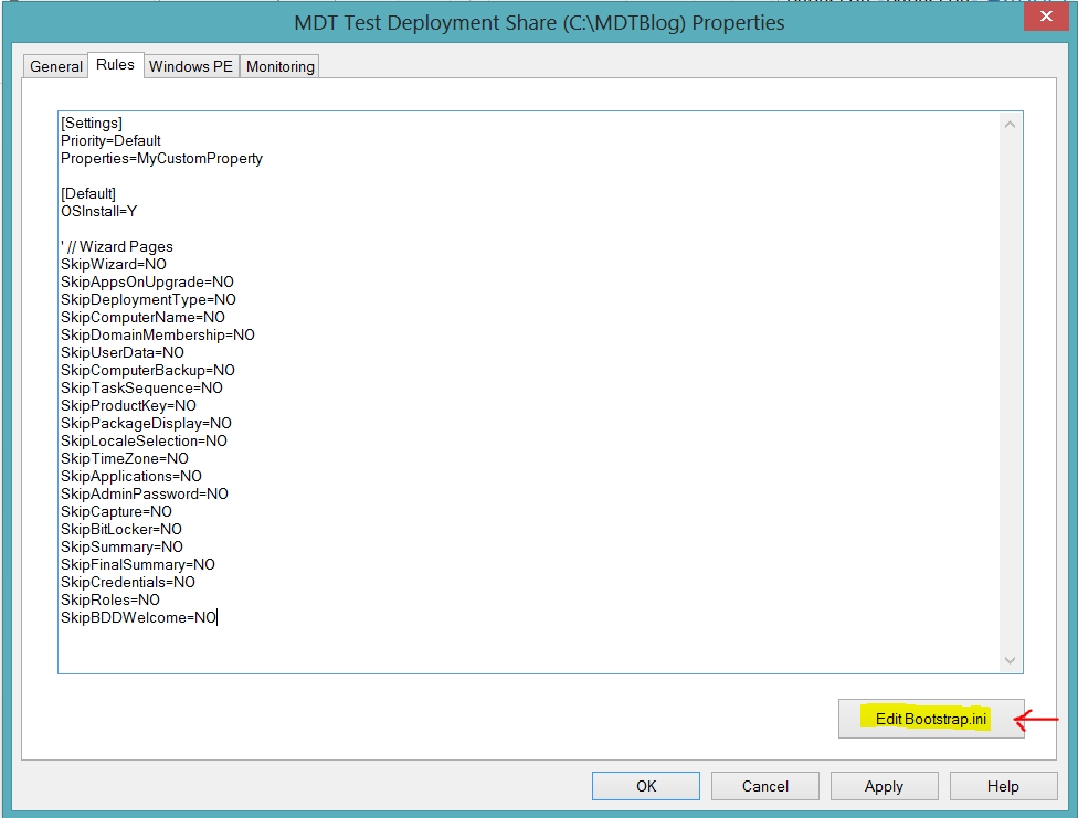 Getting Started with Windows Deployment for Windows Server