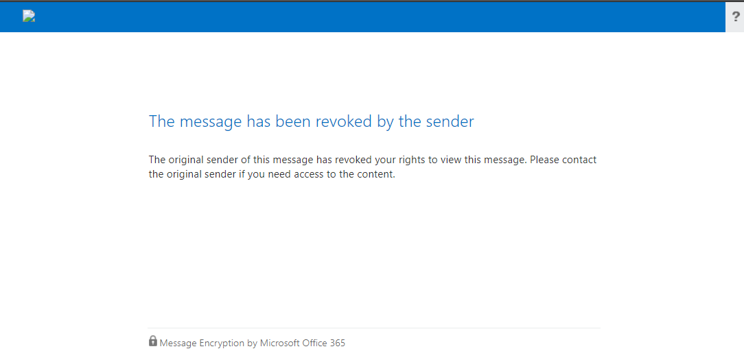 New updates to Office 365 Message Encryption - Microsoft