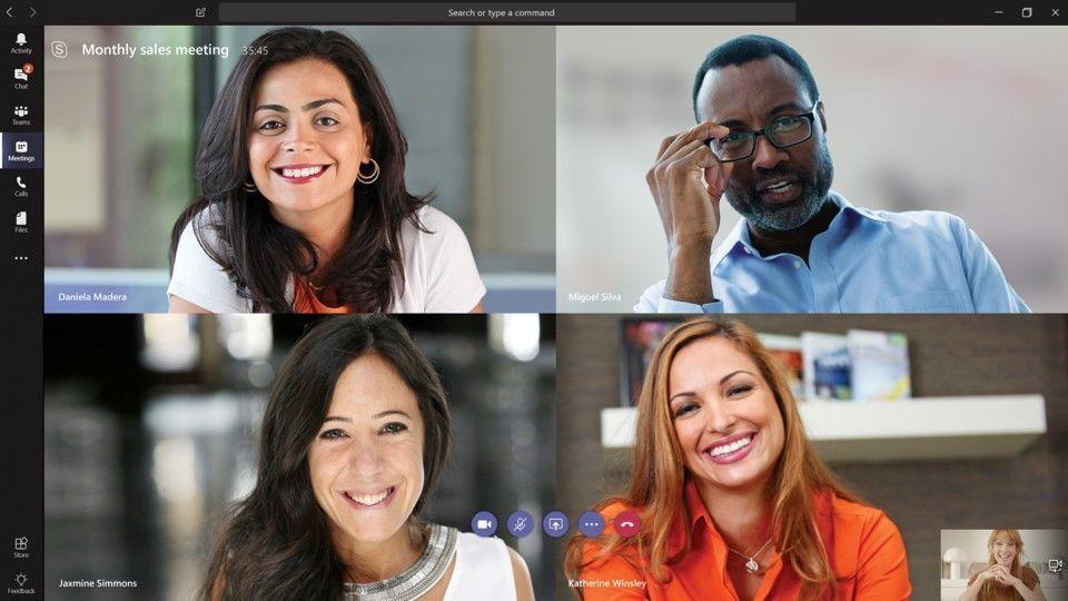 Microsoft Teams Meeting Recording - Microsoft Tech ...