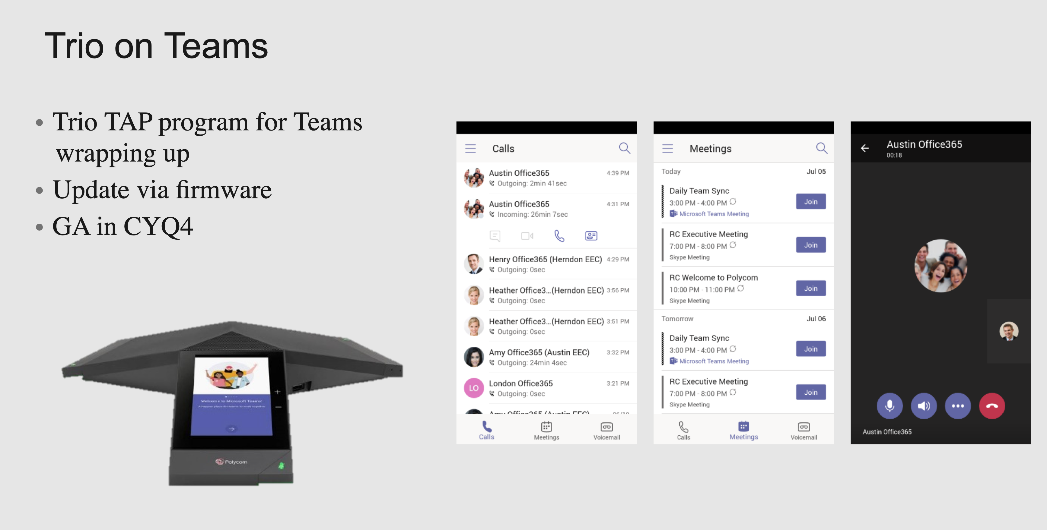 Microsoft Teams is now a complete meeting and calling solution
