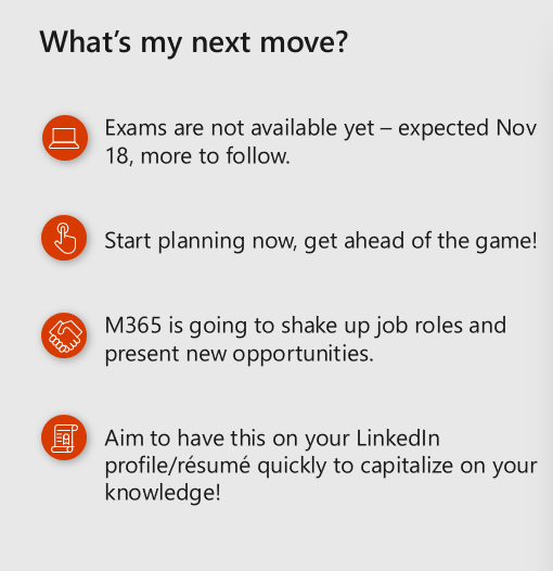 Office 365 Exams Retired 70-346 & 70-347 - Microsoft Tech