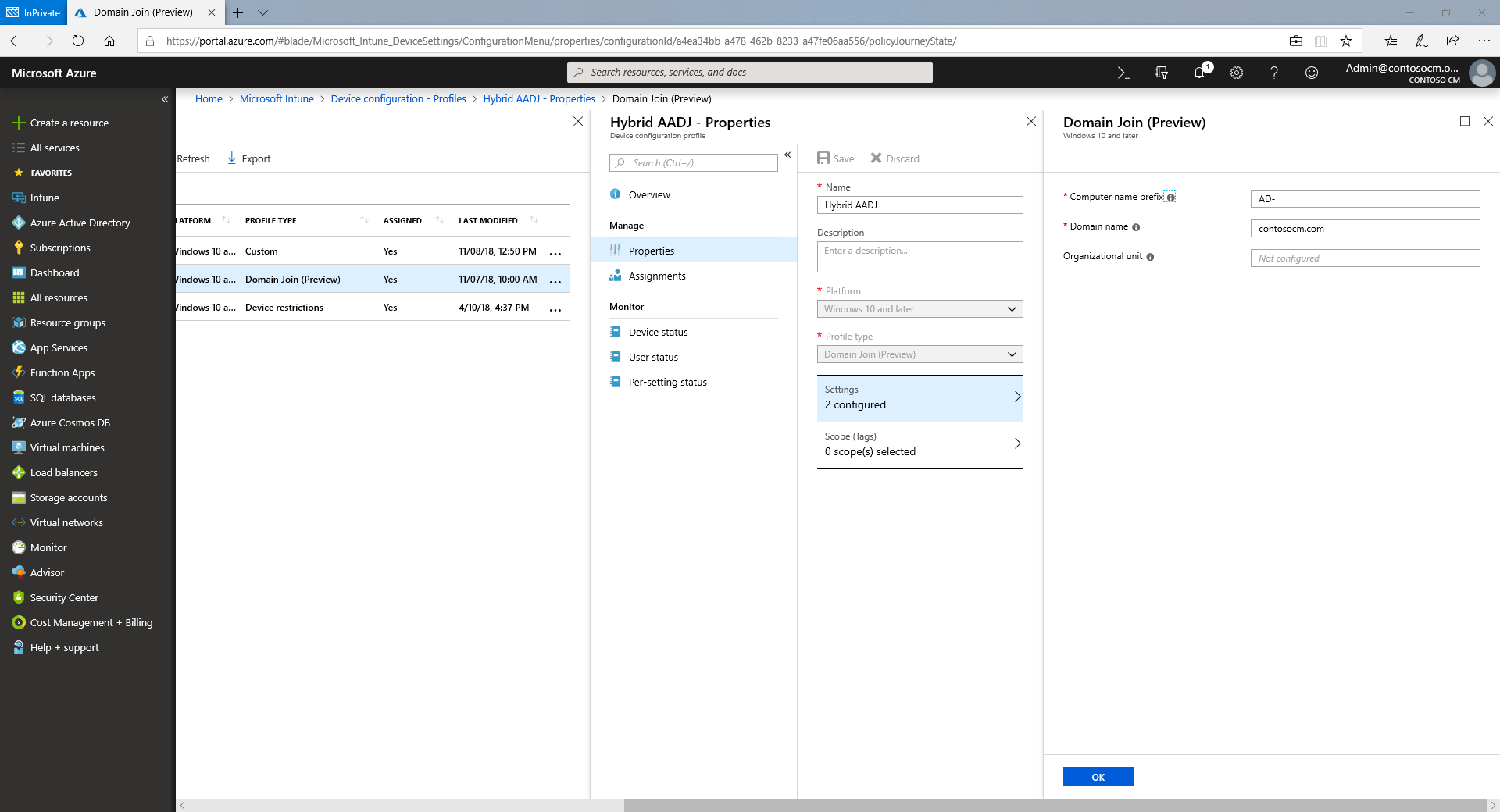 Windows Autopilot Hybrid Azure Ad Join And Automatic Registration