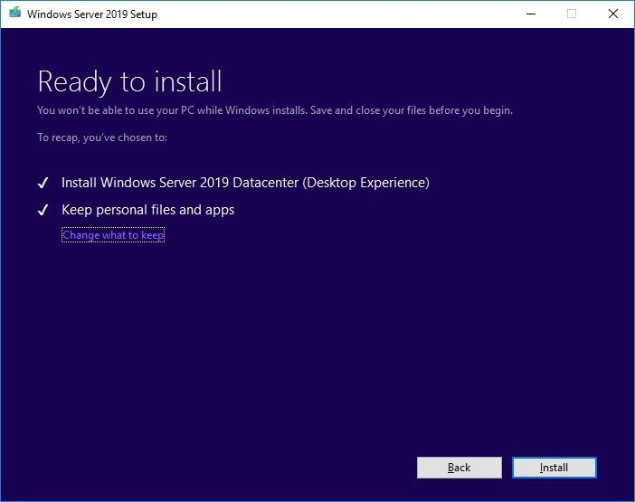 windows server 2016 datacenter edition iso