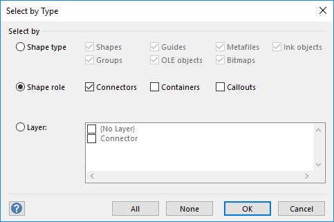 Select-all-connectors-quickly-Shape-role