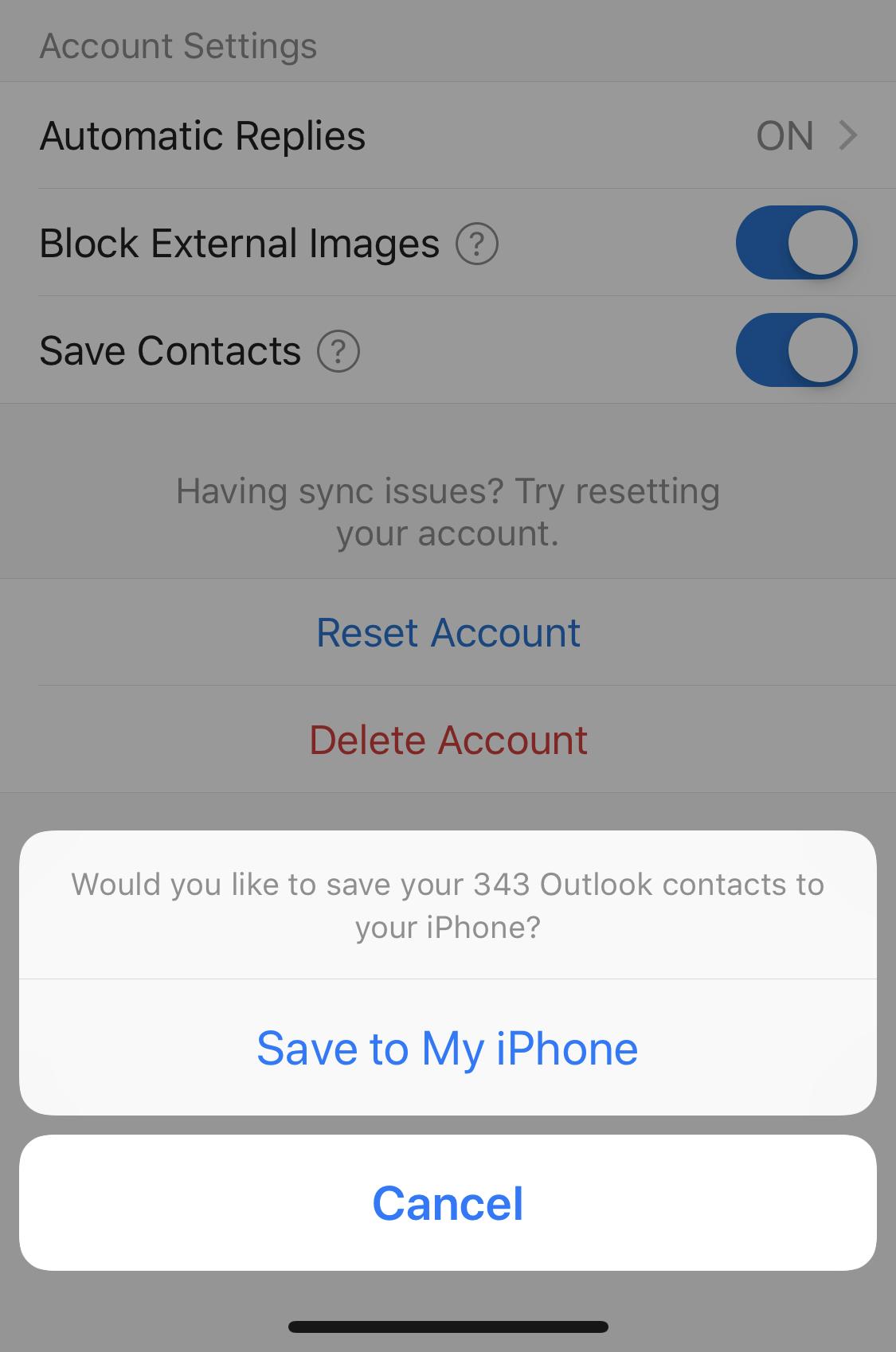 iOS12 Intune