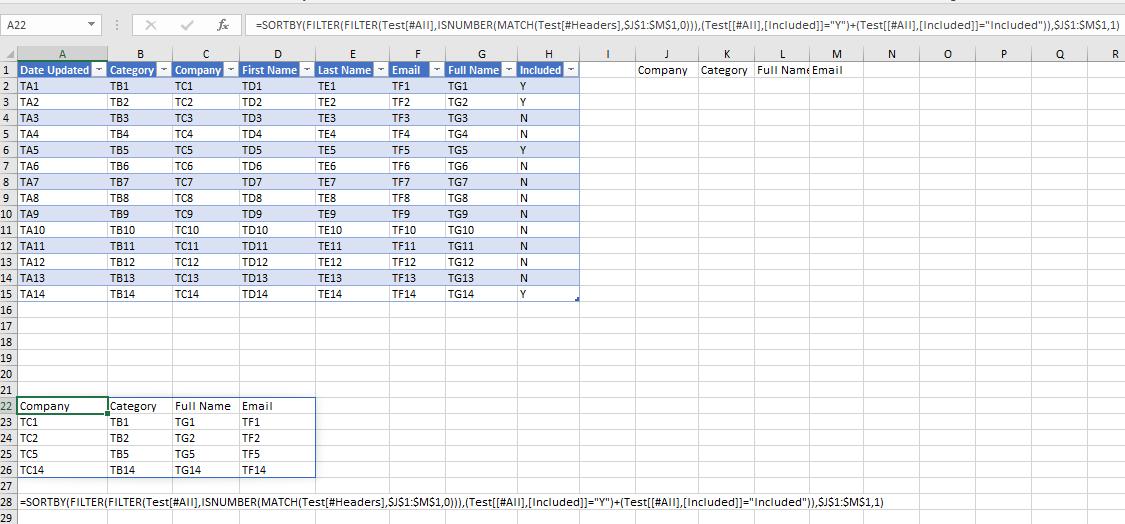 preview of dynamic arrays in excel microsoft tech community 252944 rh techcommunity microsoft com