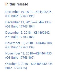 db464083df27 Windows 10 update servicing cadence - Microsoft Tech Community - 222376
