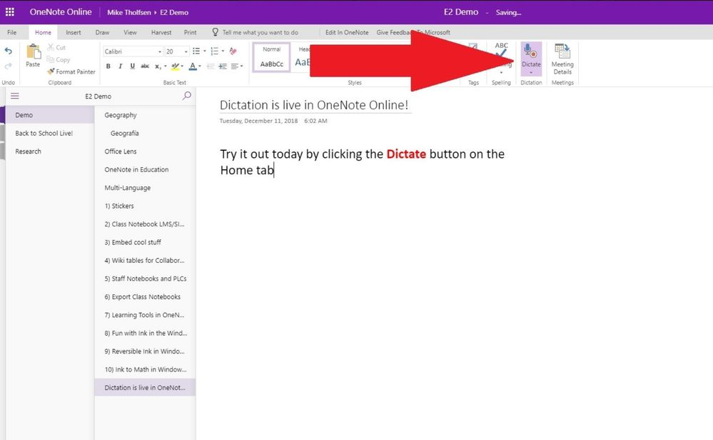 Dictate in OneNote Online.jpg