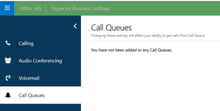 Call Queues: Agent Opt In/Out feature has been rolled out to