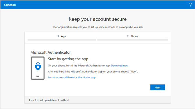 Cool enhancements to the Azure AD combined MFA and password reset registration experience
