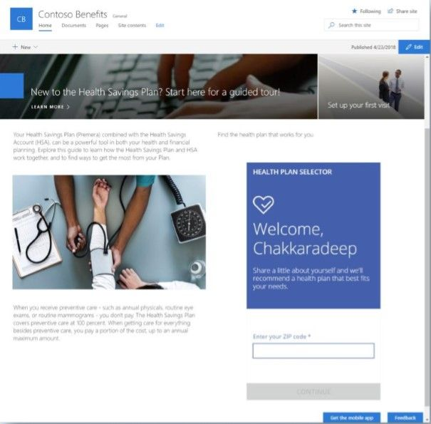 39dd42f5c Top 10 most important powers of your SharePoint team sites in Office 365
