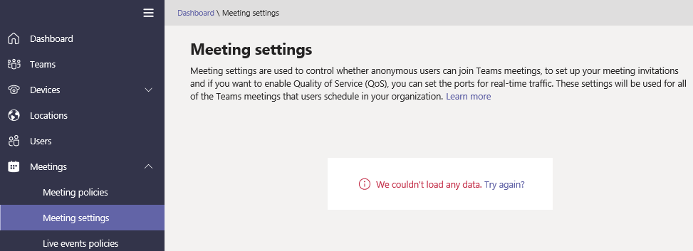 Teams-Meetings-Settings-Could-not-load-any-data.png