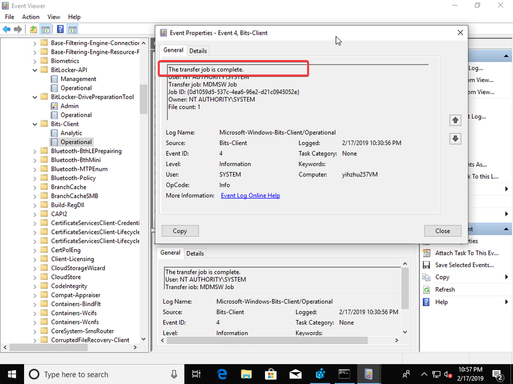 Support Tip: Troubleshooting MSI App deployments in
