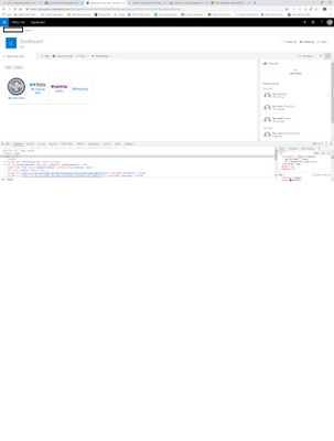 """After application of JSON via """"Format View"""""""