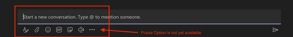 Praise Option