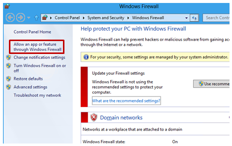 How to configure VM Monitoring in Windows Server 2012