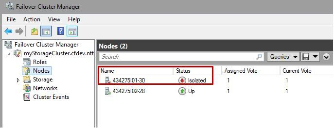 Virtual Machine Compute Resiliency in Windows Server 2016